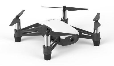 Tellodrone tello drone white 3