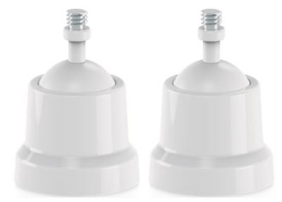 Arlo Outdoor Mount in White