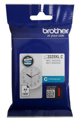 Brother Ink Cartridge Cyan