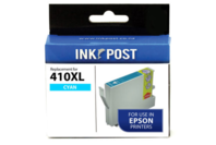 InkPost Epson 410XL Cyan