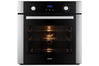 Omega 60cm 7 Function Electric Oven