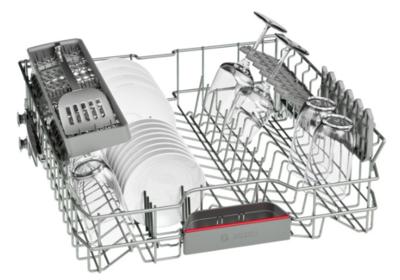 Sms46gw01a bosch 60cm freestanding dishwasher white