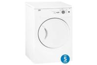 Beko 6kg Sensor Controlled Vented Dryer