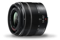 Panasonic LUMIX G Lens H-FS1442AE Black