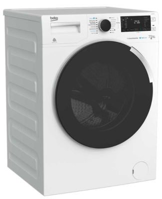 Beko 7 5kg wash 4kg dry washer dryer combo with ionguard 2