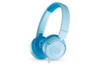 JBL JR300 Kids On-Ear Headphones Blue