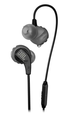 Jbl endurance run sports headphones black 780128 4
