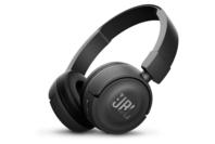 JBL T450BT Wireless On-Ear Headphones Black