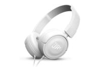 JBL T450 On-Ear Headphones White