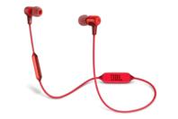 JBL E25BT Wireless In-Ear Headphones Red
