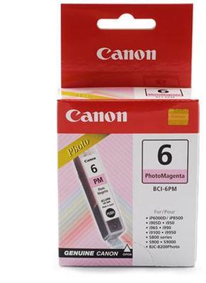 Canon Ink BCI6PM Photo Magenta Cartridge