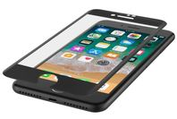 Belkin iPhone 8 Plus/7 Plus ScreenForce TemperedCurve Screen Protector Black