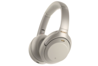 Sony Wireless Noise Cancelling Headphones Silver
