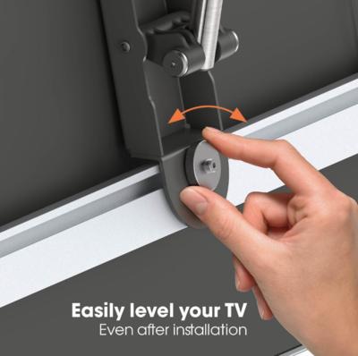 Vogels thin 546 extrathin full motion tv wall mount for oled tvs 3