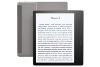 """Kindle Oasis E-reader - 7"""" High-Resolution Display (300 ppi), Waterproof, 32 GB, Wi-Fi + Free Cellular Connectivity"""