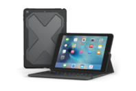 ZAGG Apple 9.7-inch iPad Rugged Messenger Keyboard