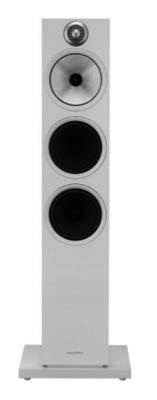 B&W 603 Floorstanding Speaker White (Ex-Display Model)