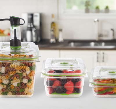 Foodsaver fresh containers 3 piece set 3