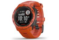 Garmin Instinct Flame Red GPS Watch