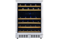 DeLonghi 46 Bottle Dual Zone Wine Cabinet