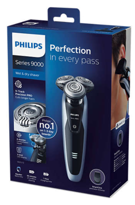 Shaver series 9000 wet and dry electric shaver 5