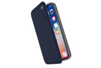 Speck iPhone XS/X Presidio Folio Case Blue