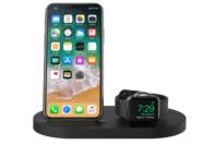 Belkin BOOSTUP Wireless Charging Dock for iPhone + Apple Watch + USB-A port