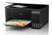 Epson EcoTank 4 Colour Multifunction Printer (Bonus)
