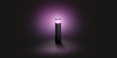 Philips hue white and color ambiance calla large outdoor pedestal hue731801 5