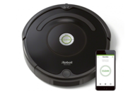 iRobot Roomba 670 Robotic Vacuum Cleaner