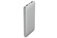 Belkin Pocket Power 10K Power Bank (Portable Charger) Silver