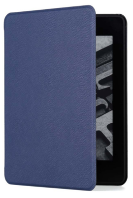 Ollee Protective Case for Kindle Paperwhite 4 (2018 Model) - Blue
