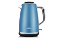 Sunbeam 1.7L Gallerie Collection Kettle - Blue Peacock