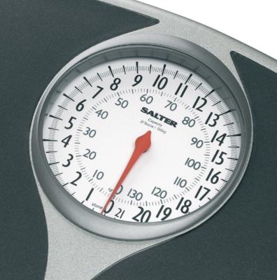 Salter speedo dial mechanical personal scale 148bksvdr 2
