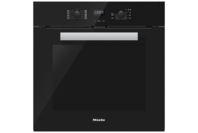 Miele 60cm Built-in Oven Obsidian Black