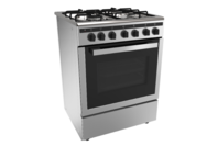 Omega 60cm Freestanding Gas Cooker