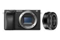 Sony A6400 Premium Digital E-Mount Aps-C Camera Kit with 16-50mm Lens (Black)