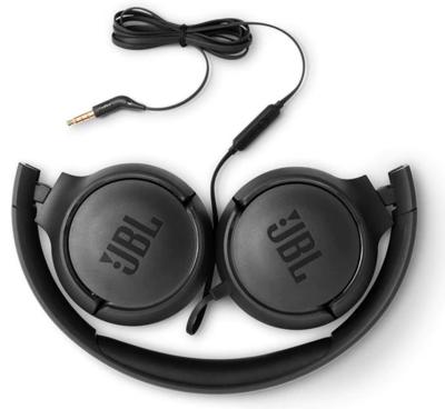 Jbl tune 500 wired on ear headphones 781103 3