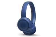 JBL TUNE 500BT Wireless On-ear Headphones Blue