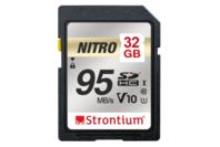 Strontium Nitro Series 32GB SD Memory Card