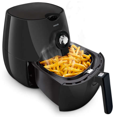 Philips hd9218 51 daily collection airfryer with rapid air technology 3