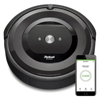 iRobot Roomba e5 Wi-Fi Connected Robot Vacuum (Ex-Display Model)