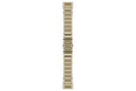 Garmin QuickFit 20 Stainless Steel Watch Band (Champagne)