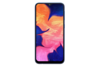 Samsung Galaxy A10 Blue Locked (Hard Bundled With Prepay Sim)