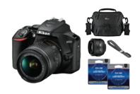 Nikon D-SLR Camera Package