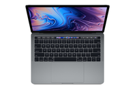 Apple 13-inch MacBook Pro Touch Bar and Touch ID 2.4GHz Quad-Core Processor 512GB Space Grey