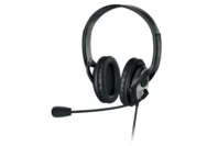 Microsoft LifeChat LX-3000 - Over the head, USB