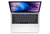 Apple 13-inch MacBook Pro Touch Bar 1.4GHz Quad-core 8th-gen i5 128GB Silver
