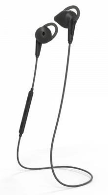 Urbanista Chicago In-Ear Wireless Bluetooth Sport Headphones Black