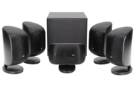 B&W MT-50 Home Theater System Black
